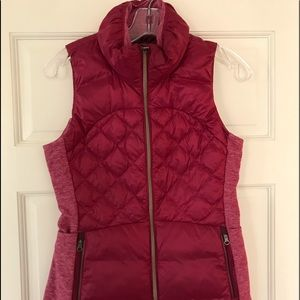 Lululemon women's down vest